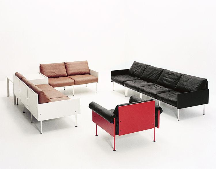modern yrjo kukkapuro finland artek ateljee line modular design