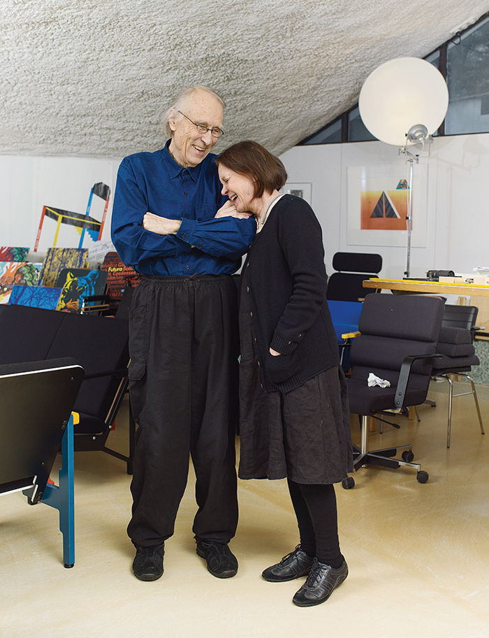 modern yrjo kukkapuro finland artek wife studio
