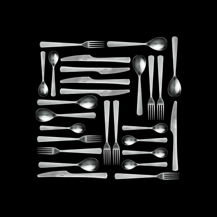 modern design young guns 2014 Aaron Probyn flatware