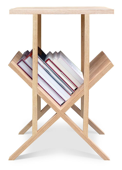 modern design young guns 2014 Casey Lurie lap table wood