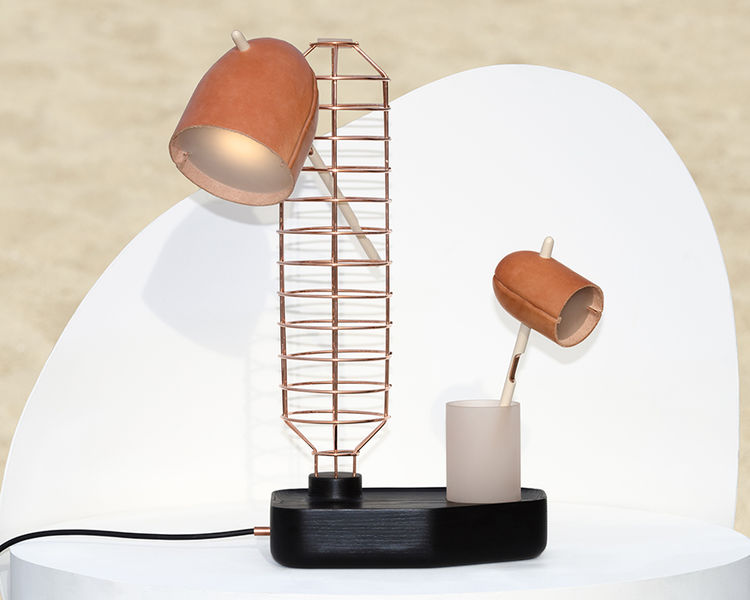 modern design young guns 2014 knauf and brown lamp