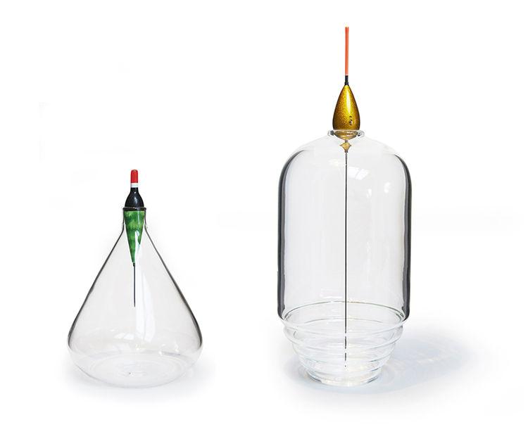modern design young guns 2014 Margaux Keller les pescadous glass