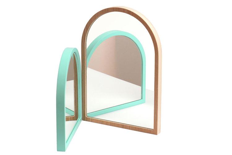 modern design young guns 2014 Margaux Keller soupier tabletop mirror