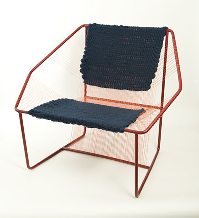 modern design young guns 2014 Marina Dragomirova Fuchila chair