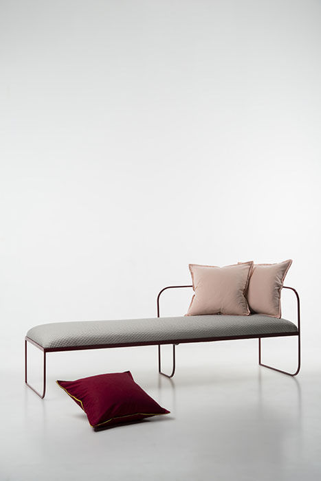 modern design young guns 2014 Vera & Kyte balcony daybed