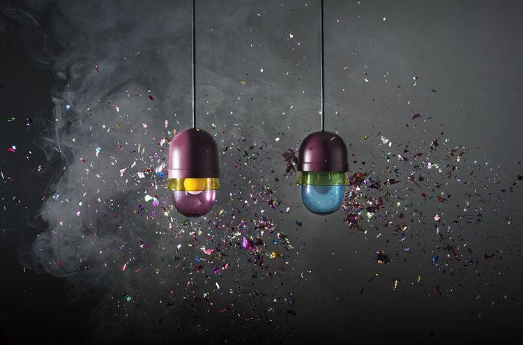 modern design young guns 2014 Vera & Kyte bobby bandit pendant lights