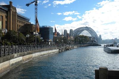 A Visit to Sydney One Sydney