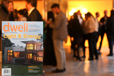 Dwell Light energy party