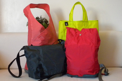 Hidden series bags by Timbuk2