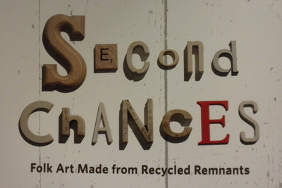 Second Chances exhibit at SFO