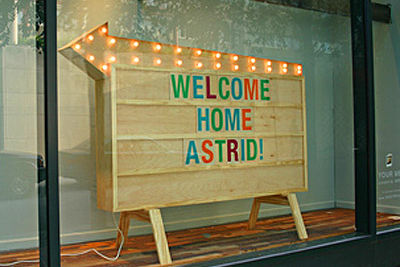 astrid sign