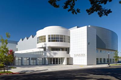 Crocker Museum Architect: Gwathmey Siegel Architects Location: San Francisco, California