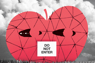 design activism Design Corps do not enter  crop