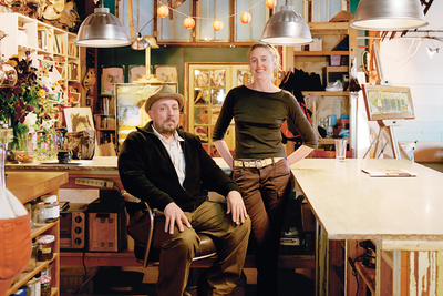 finn lofts fisch haus collective portrait
