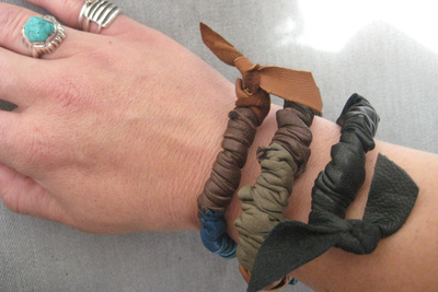 homework scrap bracelet 9