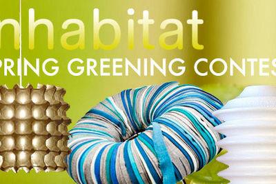 inhabitat spring greening