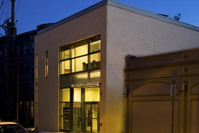 kollel boston exterior facade