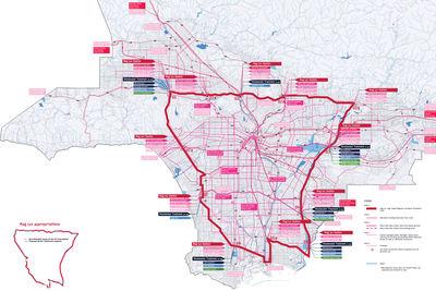 linear city mag love