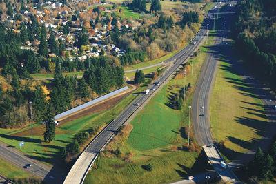 linear city oregon interstate
