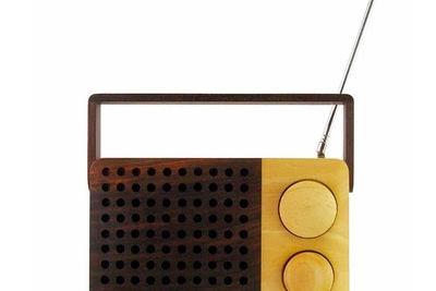 magno wooden radio kartono singgih