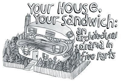 nathaniel russel sandwich house