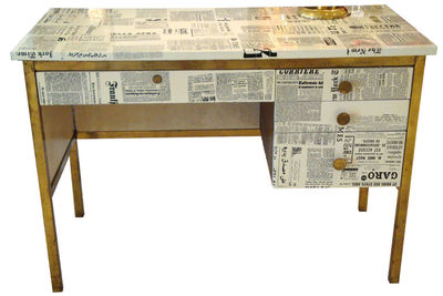 piero fornasetti desk galerie von der aker