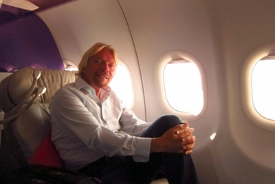 richard branson portrait