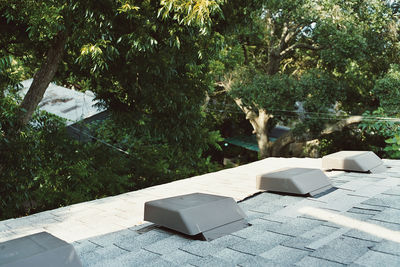 shade house condos roof solar panels1