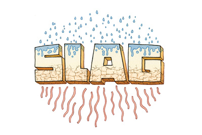 slag solution hot and cold