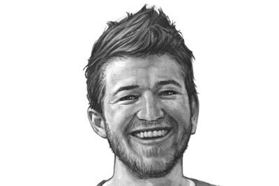 Max Lipsey portrait by Bernd Schifferdecker