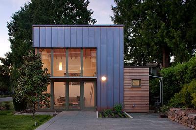 zimmerman residence