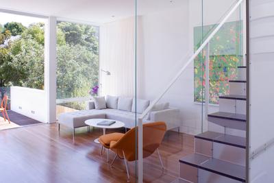Grist Goldberg Residence Family Room