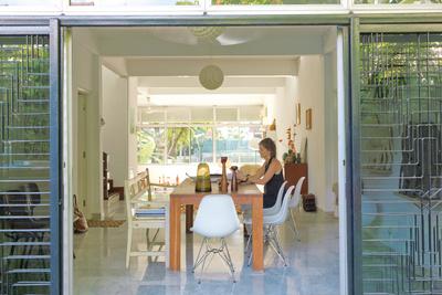 de waart dop residence living room portrait