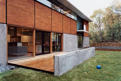 Modern Modular home in Minnesota