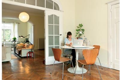 Designer Christiane Hogner, Bruxelles