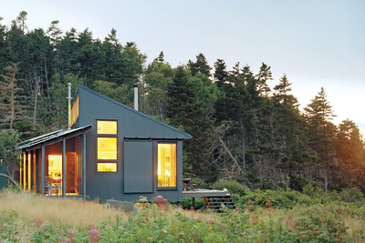 off the grid home