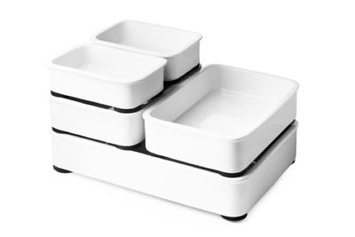 menu stackable oven dishes