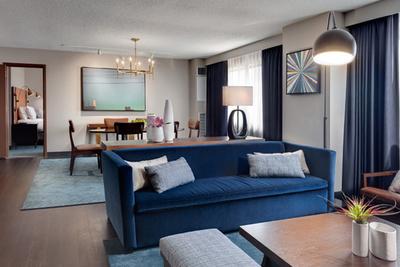 Minneapolis Hyatt Hotel renovation