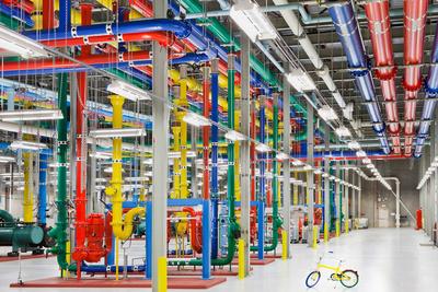 google data center design