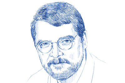 cronin john portrait