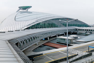 incheon internatioal airport seoul