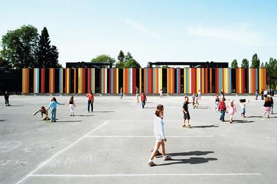 jarmund oslo international school exterior portrait