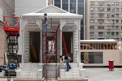 prefab 101 digitally fabricated housing installation