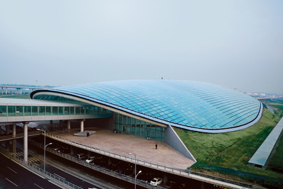 terminal three beijing aiport