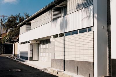 langston jones house exterior