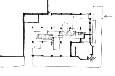 offices 101 skylab sketch