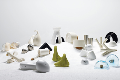 modern salt and pepper shakers assortment