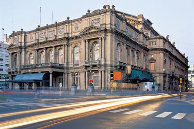 buenos aires argentina teatro colon
