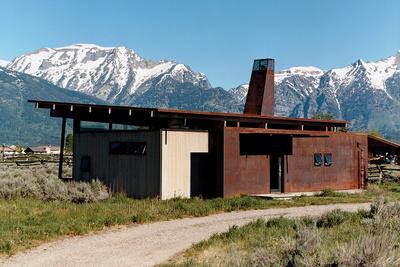 carney architects logan house exterior back