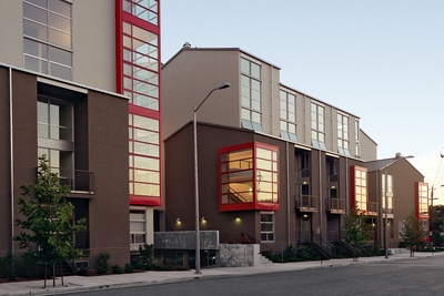 greencity lofts exterior
